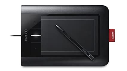 DOWNLOAD DRIVERS: WACOM BAMBOO PEN AND TOUCH TABLET