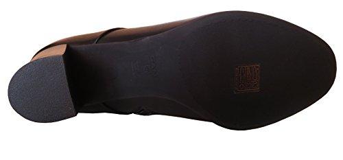 GANT FOOTWEAR LUCY 09581346 , Damen Leder Stiefel schwarz, EU 37,5 (UK 4,5)