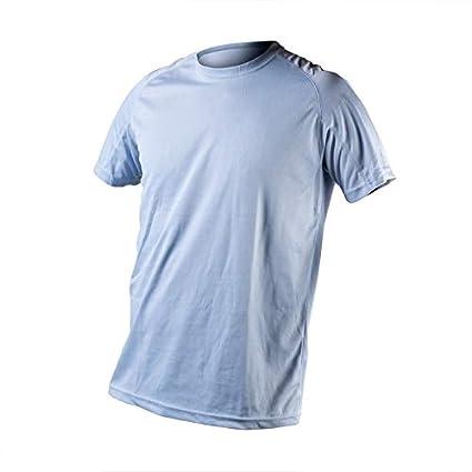 Valento Tecnica, Camiseta, Celeste, Talla 10/12