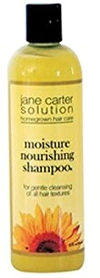 Jane Carter Solution Moisture Nourishing Shampoo, 12 oz