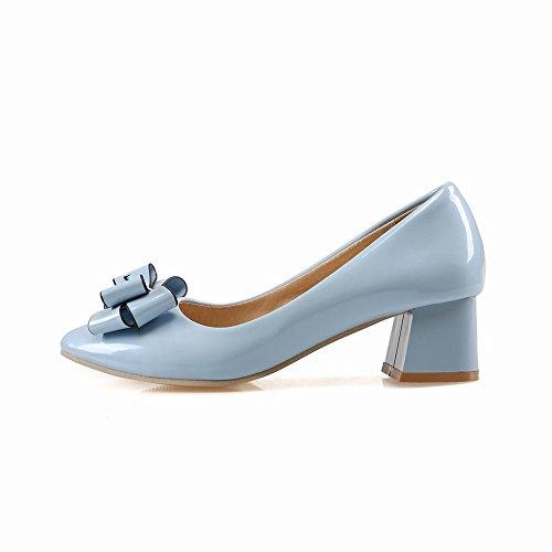 Les Pompes Femmes Bleu Clair / Bleu Madeleine MPIUKMCB