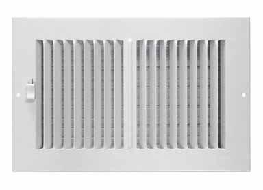 6 x 8 wall register - 1