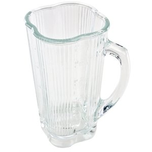Glass Jug ONLY Fits Kitchen Blender 800ES, Bar Blender PB20CX Waring