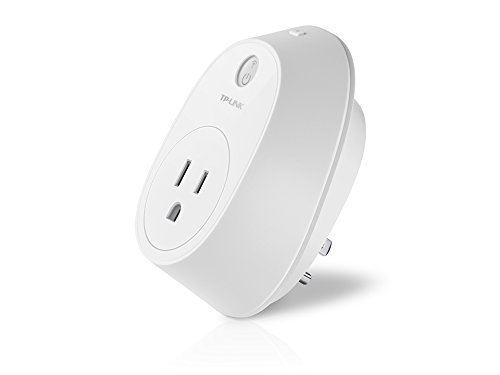 Kasa Smart WiFi Plug w/Energy Monitoring by TP-Link - Reliable WiFi Connection, No Hub Required, Wor - http://coolthings.us