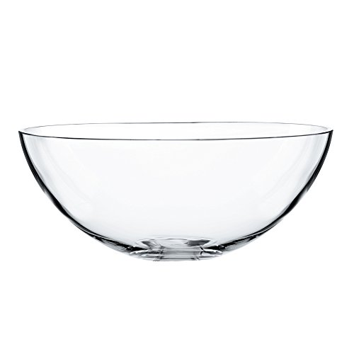 Nachtmann High Quality Bowl Vivendi a la Carte, Crystal Glass, 30 cm, Made in Germany, 81464 -