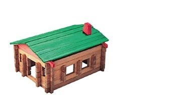 Original log cabin 92pcs made in Maine