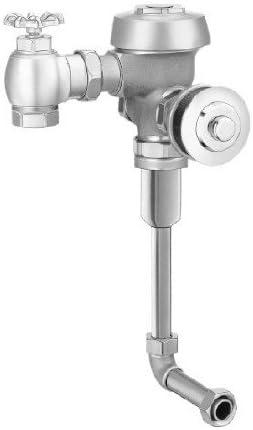 Sloan Royal 613-0.5 Concealed, (0.5 gpf/1.9 Lpf), Prison Urinal Flushometer, for, NA