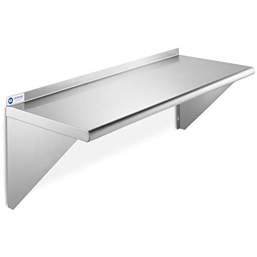 Stainless Wall Bar - 5