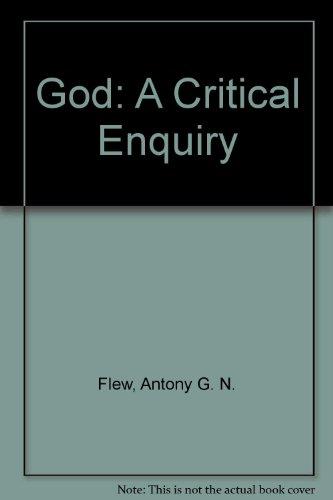 god-a-critical-enquiry-open-court-paperbacks