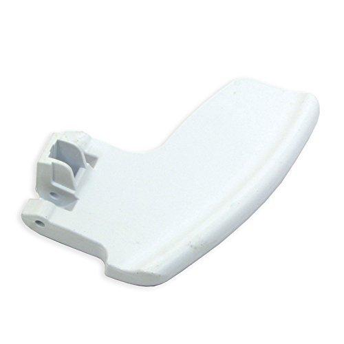 Candy Washing Machine Plastic Door Handle (White)