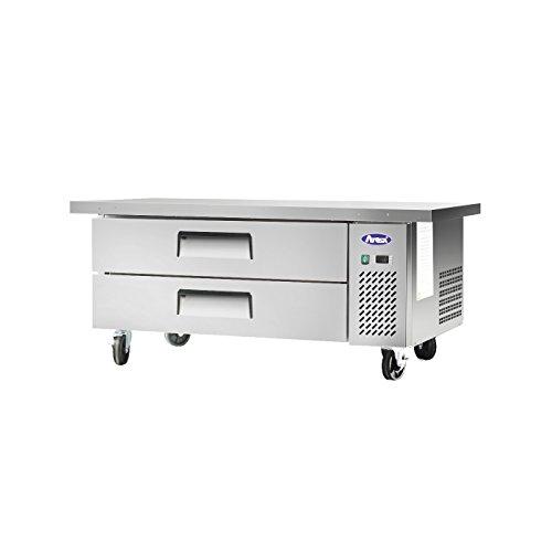 (Commercial Undercounter Refrigerator,ATOSA Medium 60