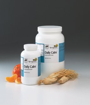 Springtime Daily Calm for Horses - 14 oz. - A Natural, Non-sedating Supplement That Helps Horses Manage Nervousness, Stress, and Anxiety. by Springtime (Image #2)