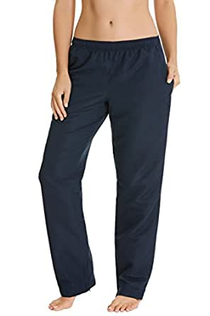 Champion Women's Clothing Infinity Microfibre Track Pant, Navy, 10