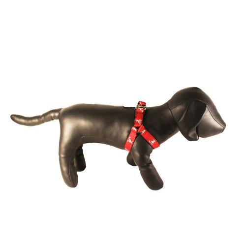 NCAA Alabama Crimson Tide Collegiate Dog Harness (Small)