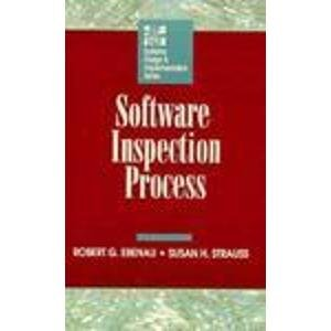 Software Inspection Process (McGraw Hill Systems Design and Implementation Series) by McGraw-Hill