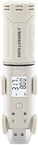 温度記録計、GM1366ミニポータブルデータロガー温度/湿度スマートセンサー温度計湿度計