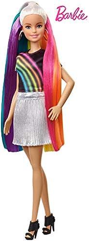Barbie Penteados de Arco-íris, Mattel