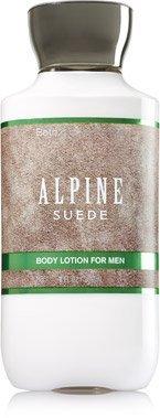 Bain & œuvres lotion pour le corps pour homme Suede Alpine