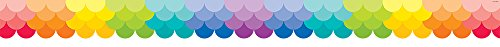 (Creative Teaching Press Ombre Rainbow Scallops Borders (0186))