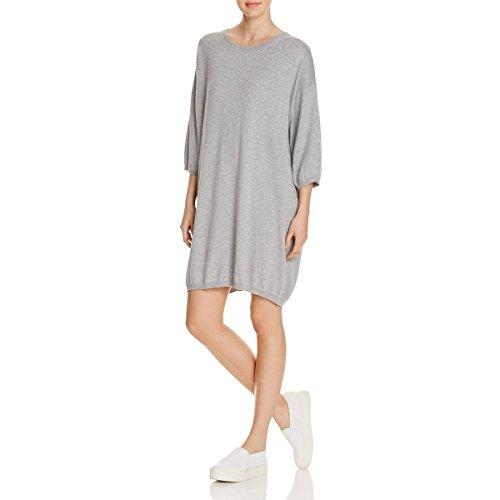 Vince Women's Sweater Dress, H. Steel, (Vince Sweater Dress)