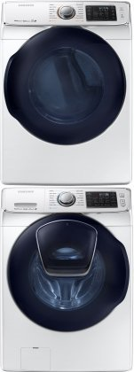 """WF45K6500AW 27"""" High Efficiency Front-Load Washer with 4...."""