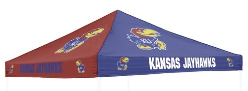 Logo Chairs Kansas Jayhawks Canopy by Logo