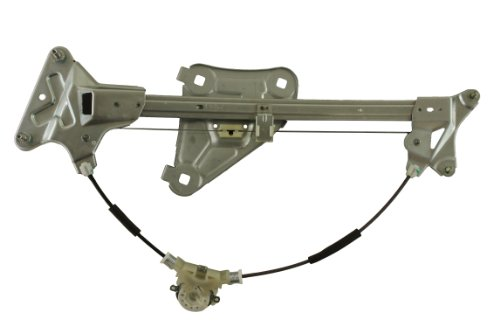 Genuine Hyundai Parts 82403-2C000 Front Driver Side Window Regulator - Hyundai Tiburon Window Regulator