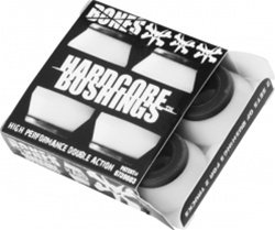 Bones Hardcore Bushings HARD 2 Negro / Blanco