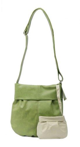 31 Green Bolso Bandolera Cm verde Zwei De Comprador M10 Mademoiselle H8Zfg8