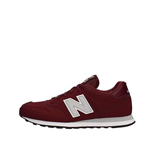 Hombre GRANATE New Sneaker GM500RDG Balance q6wnqxpXS
