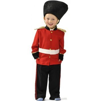 [Guardsman - Kids Costume 3 - 5 years by Pretend to Bee] (Beefeater Costumes)