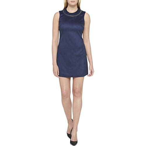 See the TOP 10 Best<br>Colorblock Faux Suede Dress