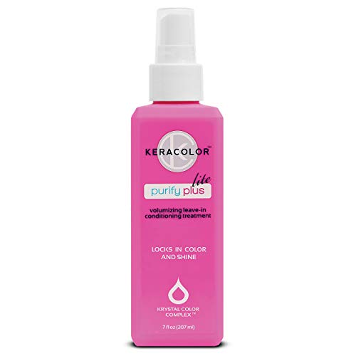 Keracolor Lite Keratin Leave in Conditioner for