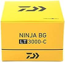 Daiwa 19 Ninja BG LT 3000 C - Carrete de Pesca: Amazon.es ...