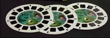 View-Master Monsters Inc. - 3 reels by View Master (Image #2)