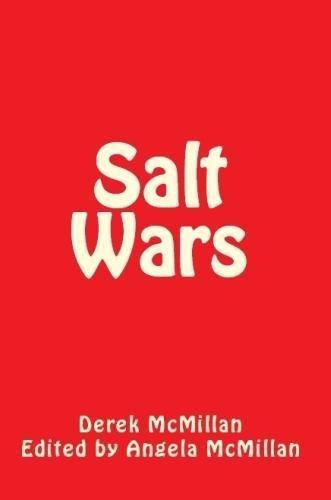 Salt Wars (The Mirror of Eternity) (Volume 2) ebook