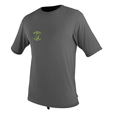 O'Neill Mens Skins Graphic Short Sleeve Rash Tee free shipping