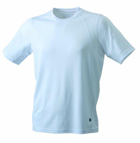 amp; Bianco white white Uomo T Nicholson James shirt R1wxXHdRq