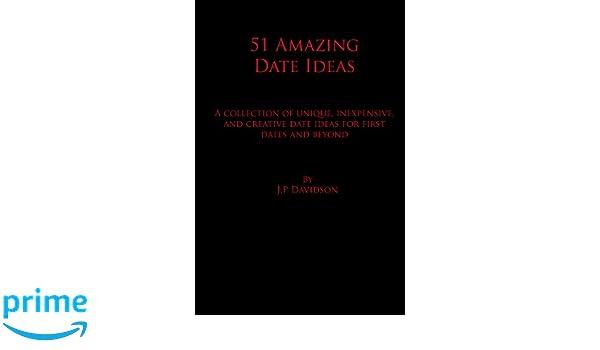 Amazing date ideas