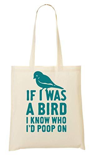 Was Who On Bolso I'd If Bolsa Mano I Compra Bird La Know Poop A De 8qcq5XwA