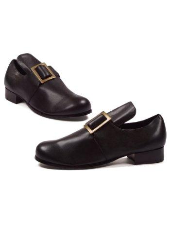 Mens Colonial Pilgrim Shoes Large ()