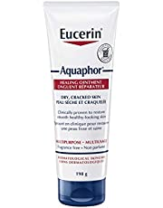 EUCERIN Aquaphor Multipurpose Healing Ointment for Dry, Cracked Skin (198g), Moisturizing Ointment and Hand Cream
