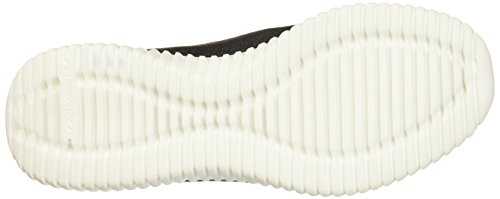 Skechers Elite Flex Muzzin Hombre US 11.5 Negro Zapatillas