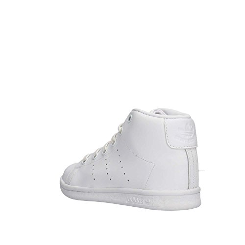 info for 2eb4b b5e53 adidas Stan Smith Mid C, Scarpe da Fitness Unisex - Bambini  Amazon.it   Scarpe e borse