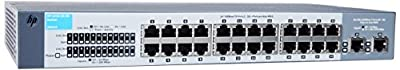 HP V1410-24-2G Ethernet Switch - 26 Port J9664A