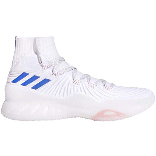 adidas Performance Men's Crazy Explosive 2017 Basketball Shoes Trainers 15US White