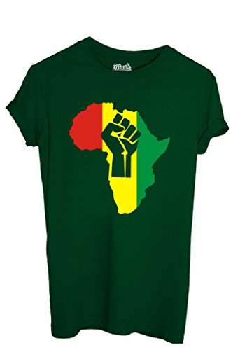 T-SHIRT AFRICA UNITED-POLITICS by MUSH Dress Your Style