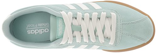 Courtset Ash Green Cloud Women's Green Originals Sneaker Ash White adidas qwv1UU
