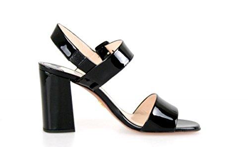 Para Negro Mocasines Color Prada Talla Mujer 7vOxnF6w