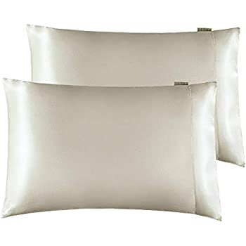 Amazon Com Memory Satin Pillowcases For Hair And Skin